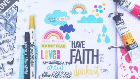 Praise Book- Pray. Color. Repeat