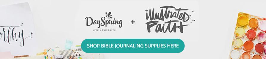 Shop Bible Journaling Supplies Here