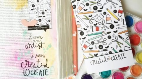 I Am Created to Create