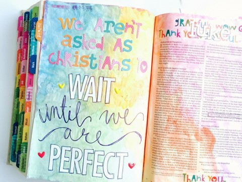 John 1:37 | Imperfect