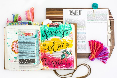 The Creative Heart – Pray, Color, Repeat
