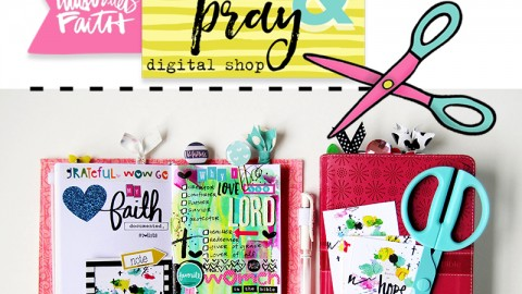 Take Inspiration Cues from Your Printables!