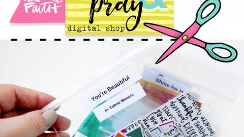 "Print & Pray Q & A: ""How do you store your printables?"""