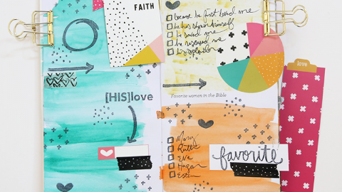 Lists By Faith: Favorite