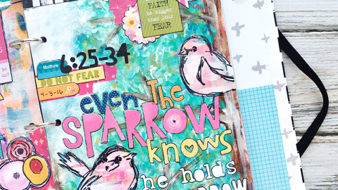 Even The Sparrow Knows | Matthew 6:25-34 | continuation on anxiety and worry
