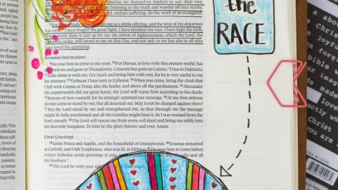 Finish the Race | Step by Step Process