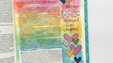 Give generously | 2 Corinthians 8