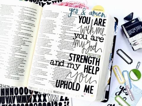 You are With Me (Yes and Amen!) | Isaiah 41:10