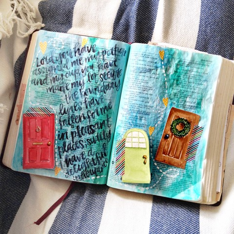 Artist Project: Pleasant Places with Brianna