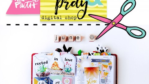 New June Releases for Print & Pray!