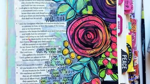 Letters, Doodling, & Jesus by Valerie Wieners
