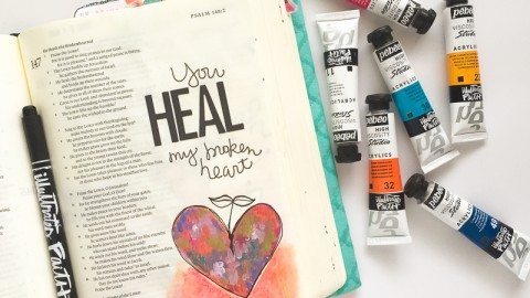Heart Healer | Psalm 147