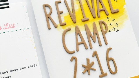 Be Open Hearted: Revival Camp Week 1