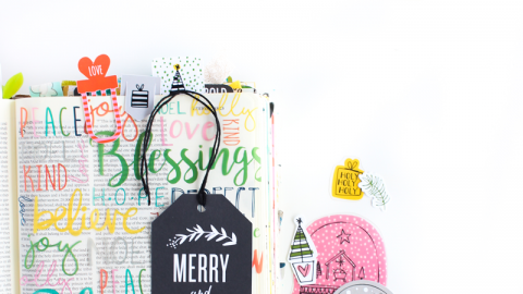 Illustrated Faith CHRISTmas by Bella Blvd
