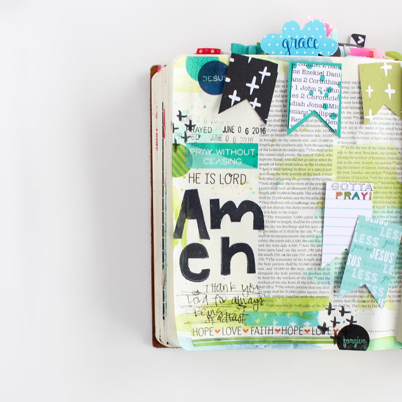 "Illustrated Faith Basics ""Extension"" Collection by Bella Blvd 