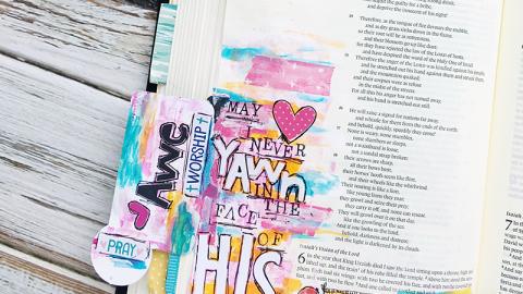 Awe Worship – Isaiah 6