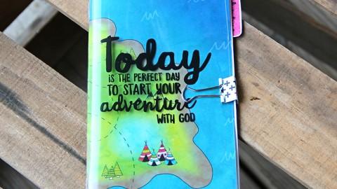 Adventure Notebook Setup with Allie
