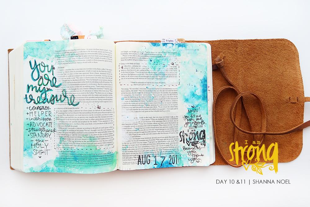 iamSTRONG10&11_web bible journaling