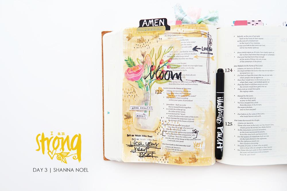 iamSTRONG3_web bible journaling
