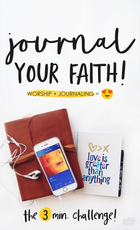 Journal Your Faith