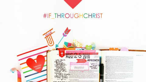 Through Christ | Day 1 & 2