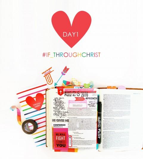 Through Christ | Day 1 & 2