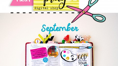 New September Releases for Print & Pray!