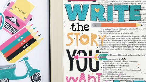 Bright & Brave: Write Your Story