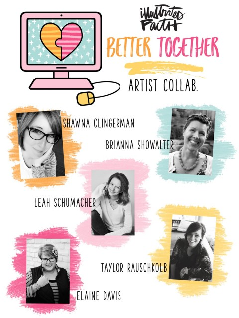 Let's Welcome the New Better Together Team!