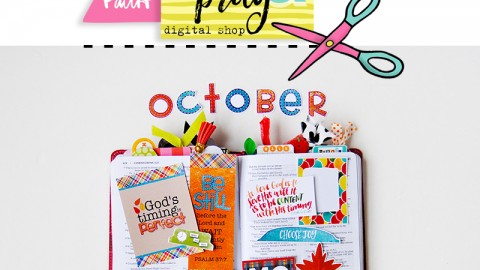 New October Releases for Print & Pray!