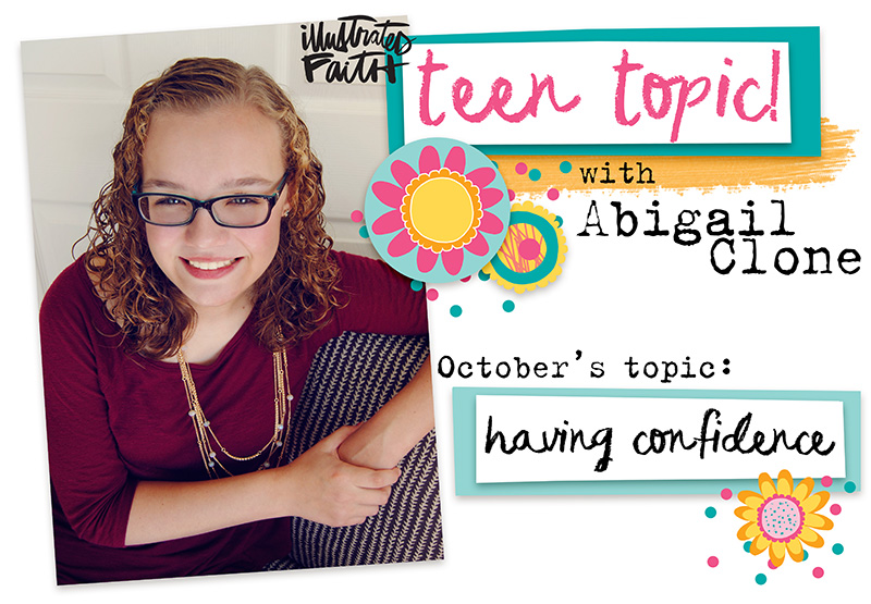 digital hybrid mixed media bible journaling | Teen Topic with Abigail Clone: Shining through Confidence!