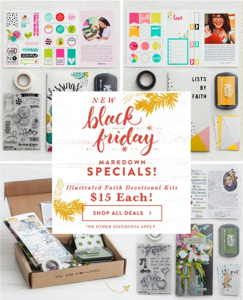 Wow!!! $15 kits – Yes Please!!