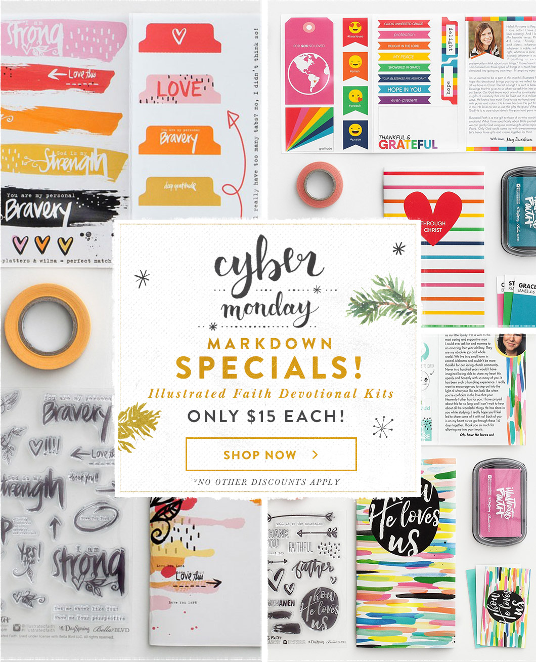 Even MORE $15 kits just ADDED!!!