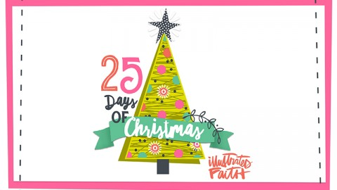 25 Days of Christmas // Week 1 Round-Up!