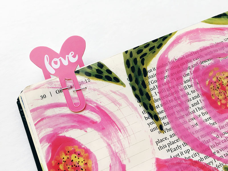 worth the wait bible journaling entry with Bailey Robert | Rachel's Days | Illustrated Faith by Bella Blvd You Are Loved