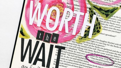 Worth the Wait | Rachel's Days