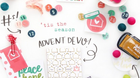 Tis The Season Bible Journaling Kit!! + Free Exclusive Stamp While Supplies Last!!!