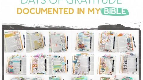 30 days of Gratitude – Full Review!