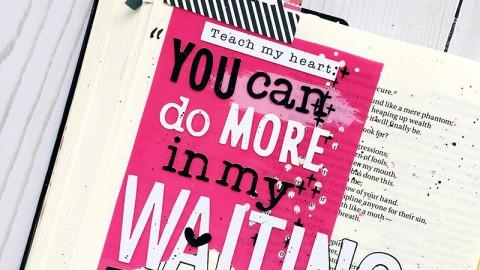 Worth the Wait   Psalm 40