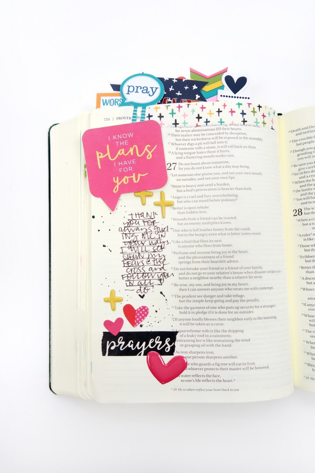 Illustrated Faith Winners of our FAVORITE bible journaling GOODIES!!!!