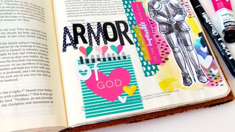 Put a Bow on Your Armor of God | Ephesians 6:13-18