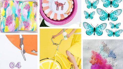 April Artist Mood Board & New Releases: God Winks