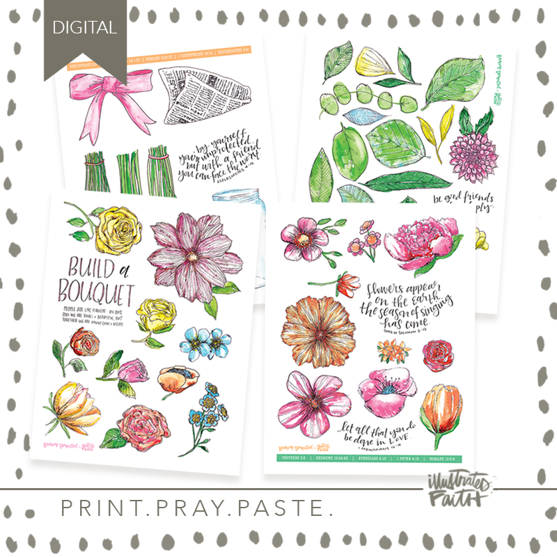 May Artist Mood Board & New Releases: Small But Mighty Briana