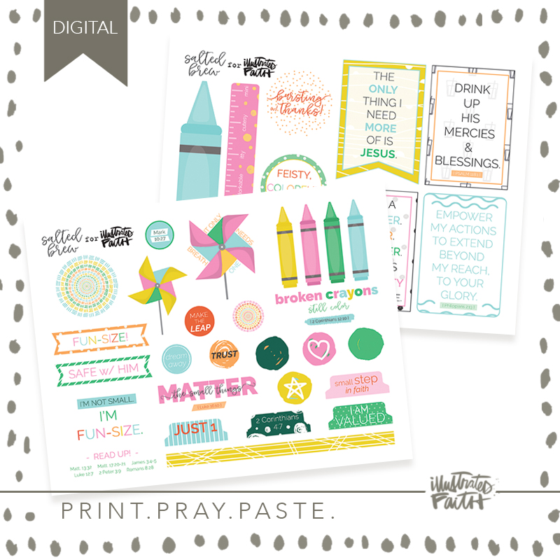 May Artist Mood Board & New Releases: Small But Mighty Leah