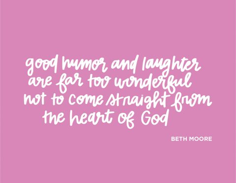 Sunday Inspiration from Beth Moore