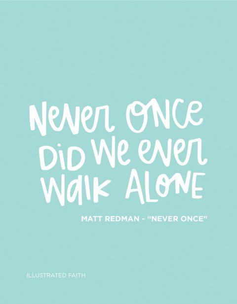Sunday Inspiration from Matt Redman
