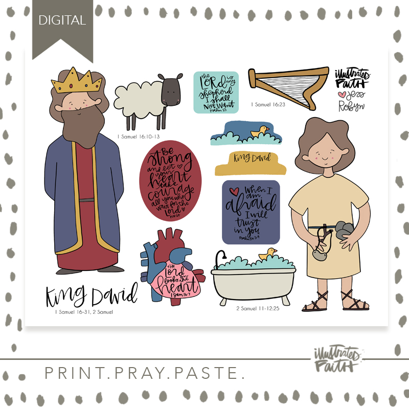 Preferred bible journaling for kids Archives - Illustrated Faith PQ17