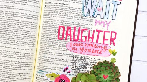 Worth the Wait | Wait My Daughter
