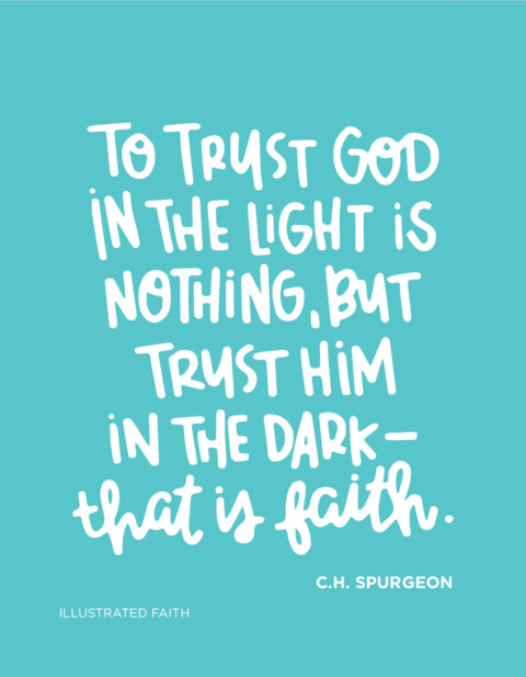 Sunday Inspiration from C.H. Spurgeon