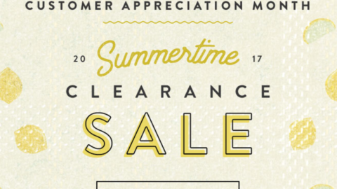 HUGE SUMMER SALE!! Up to 80% off!!